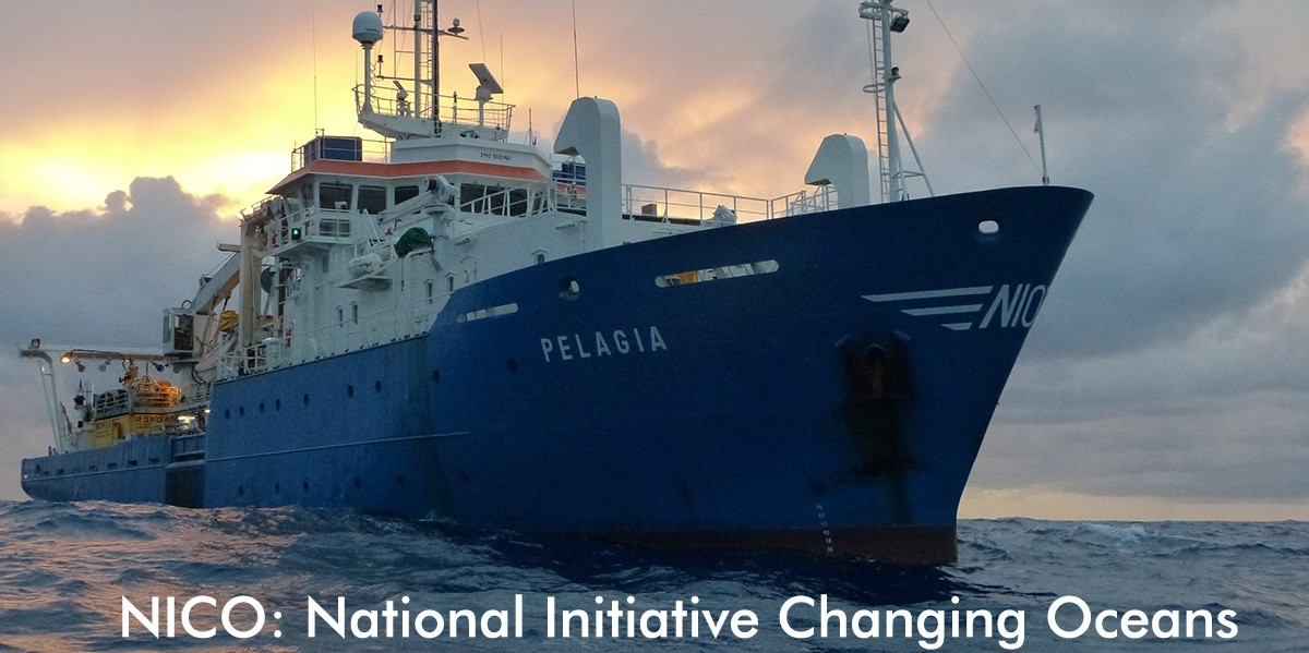 Opportunity for master's students to join RV Pelagia expedition